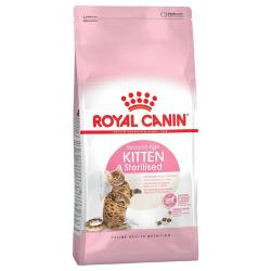 Royal Canin Dry Cat Food Kitten Sterilised