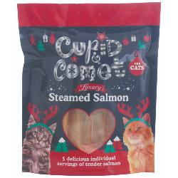 Rosewood Luxury Steamed Salmon Tenders For Cats 100g