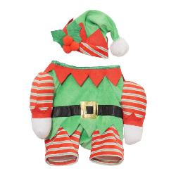 Rosewood Christmas Santa's Little Helper Dog Elf Costume