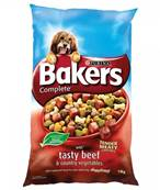 Bakers Complete Dog Food (Adult) - Beef and Country Vegetables 14kg