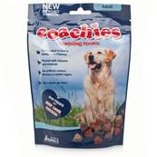 Coachies Dog Training Treats (Adult) - Beef, Lamb and Chicken Chews, 200g