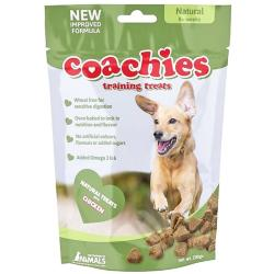 Coachies Naturals Chicken Training Treats