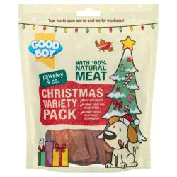 Goodboy Christmas Variety Dog Treat Pack 280g