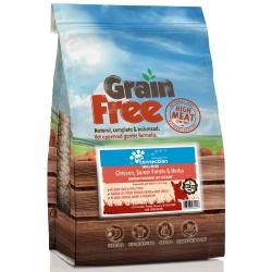 Pet Connection Grain Free Adult Dog Food (Small Breed) - Chicken
