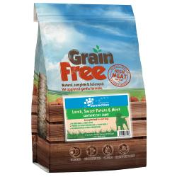Pet Connection Grain Free Adult Dog Food (Small Breed) - Lamb
