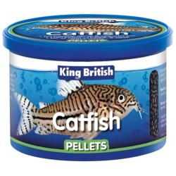 King British Sinking Catfish Pellet Food 65g