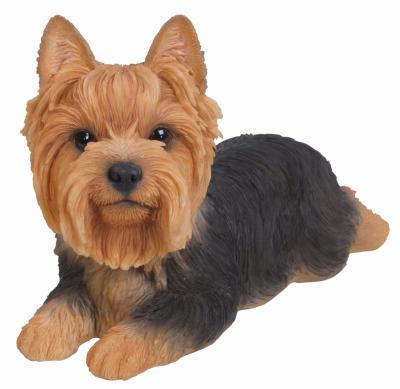 Vivid Arts Pet Pal Dogs Yorkshire Terrier Pup Lying
