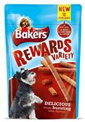 Bakers Rewards Dog Treats - Variety 100g
