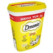 ASH ANIMAL RESCUE DONATION - Dreamies Cat Treats With Cheese Mega Tub 350g