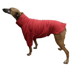 HOTTERdog By Equafleece Dog Jumper - Red - Extra Small