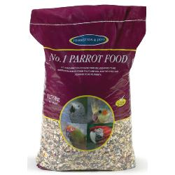 HEDGEHOG RESCUE DUBLIN DONATION - J&J Parrot Food (12.75kg)