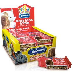 Johnson's Hamster Nutty Honey Treats