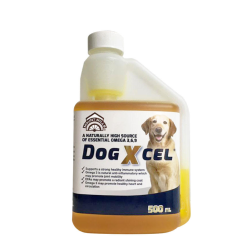 Mount Mills DogXcel Flax Oil - 500ml
