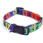 "Multi Paw Collar 10-14"" Small"