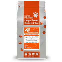 GREAT HOUNDS IN NEED DONATION - Pet Connection Large Breed Chicken and Rice 12kg