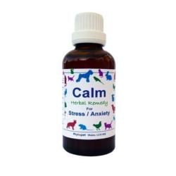 Phytopet Calm Herbal Remedy for Anxious Pets - 100ml