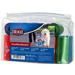 DOTS TAUNTON DONATION - Trixie Dog Dirt Bags 14 Rolls Of 15 Bags