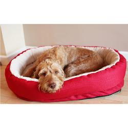 Rosewood Red Orthopaedic Pet Bed 26