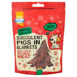 Armitage Pawsley Succulent Pigs In Blankets 80g