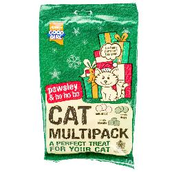 Armitage Pawsley Christmas Multipack Of Treats For Cats