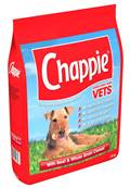 Chappie Dog Food (Adult) - Beef and Wholegrain 15kg