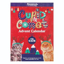 Rosewood Advent Calendar For Cats