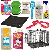 Basic Puppy Starter Pack Size 3 (Large) - Online Exclusive