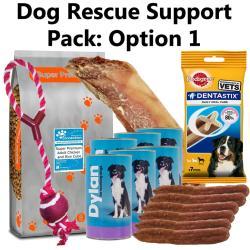 Dog Rescue Support Pack (Free Delivery to Your Chosen Rescue)