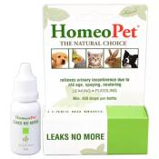 Homeopet Natural Urinary & Incontinence Herbal Supplement - Leaks No More