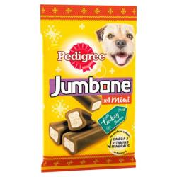 Pedigree Christmas Jumbone Treat For Small Dogs Turkey