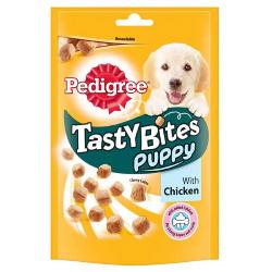 Pedigree Tasty Bites Puppy Treats (130g)