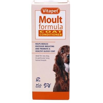 Vitapet Moult Formula Coat Conditioner 400ml