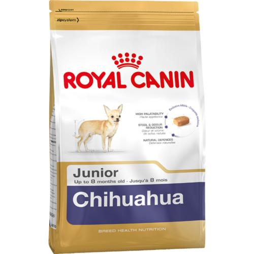 Royal Canin Chihuahua Breed Nutrition - Junior Dog Food - 1.5kg