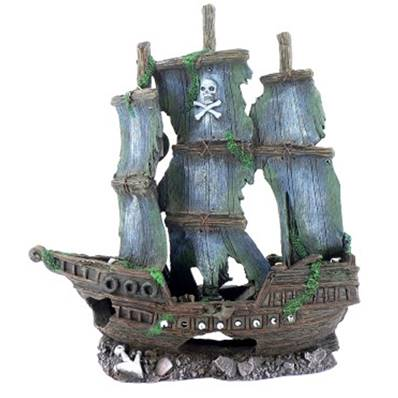 Cheeko Dreamscape Pirate Galleon 45cm