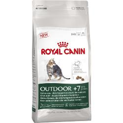 Royal Canin Dry Cat Food Outdoor 7+