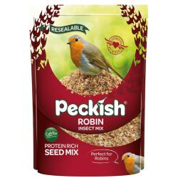 Peckish Robin Seed & Insect Mix
