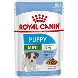 Royal Canin Wet Dog Food Mini Pouch (Puppy) - 85g