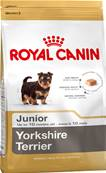 Royal Canin Dry Dog Food Breed Nutrition Yorkshire Terrier Junior / 1.5kg