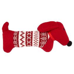 Armitage Pawsley Christmas Plush Sausage Dog