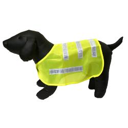 Rosewood Reflective Coat Yellow Small
