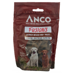 Anco Fusions Natural Infused Beef Treats