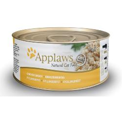 HEDGEHOG RESCUE DUBLIN DONATION - Applaws Cat Food (Chicken - 70g)