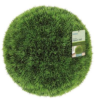 Gardman Topiary Ball Grass Effect 40cm