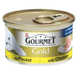 Gourmet Gold Cans 85g Chicken Pate
