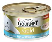 Gourmet Gold Cans 85g Casserole of Ocean Fish in White Sauce