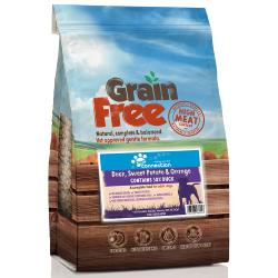 Pet Connection Grain Free Adult Dog Food - Duck