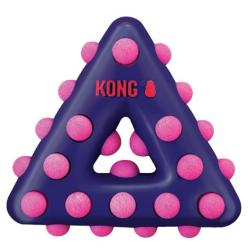 Kong Dotz Triangle - Purple (Small)