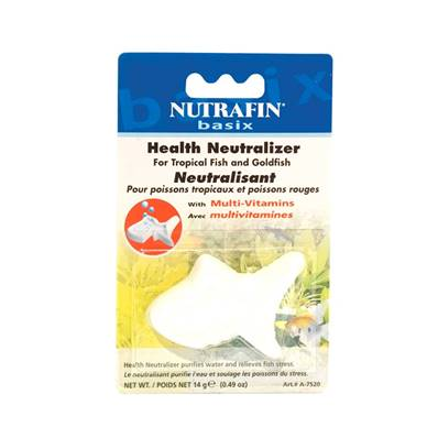 Nutrafin Neutralizer Block For Tropical & Goldfish