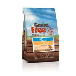 Pet Connection Grain Free Puppy Food - Chicken, Turkey & Salmon