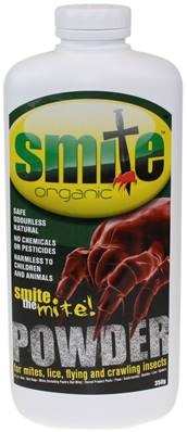 Smite Parasite/ Red Mite Treatment Powder 350g